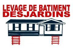 Logo de Levage de maison Roberts Desjardins